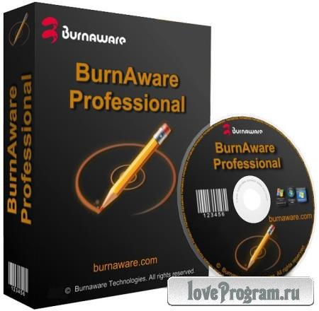 BurnAware Professional 7.1 Final