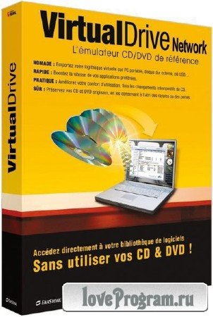 FarStone VirtualDrive Pro 16.01 Build 20140507