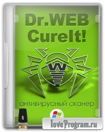 Dr.Web CureIt!® 9 (26.05.2014) PC