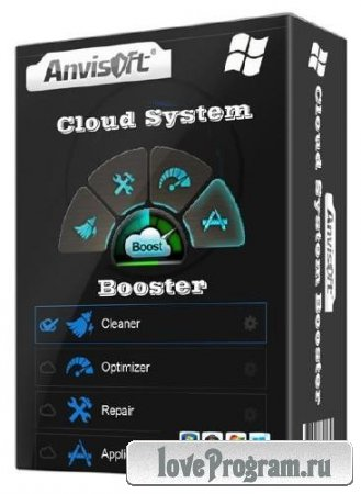 Anvisoft Cloud System Booster PRO 3.3.16