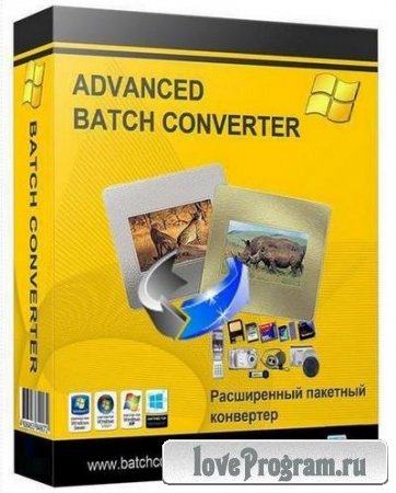 Advanced Batch Converter 7.93 Portable