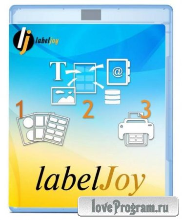 LabelJoy 5.3.0 Build 174 (2014/ML/RUS)