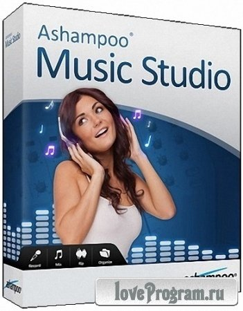 Ashampoo Music Studio 5 5.0.1.10 Final