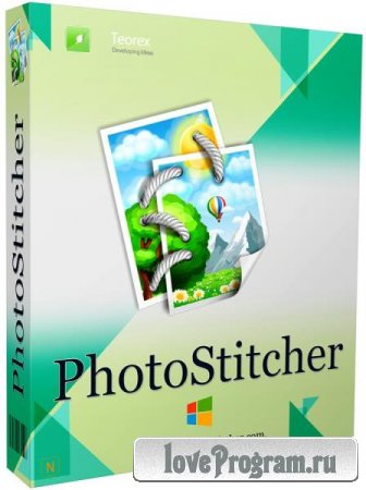 Teorex PhotoStitcher  1.6 Portable (2014/ENG/RUS)