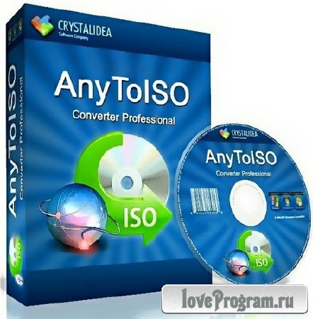 AnyToISO Converter Professional 3.5.2 Build 465 Portable by DrillSTurneR