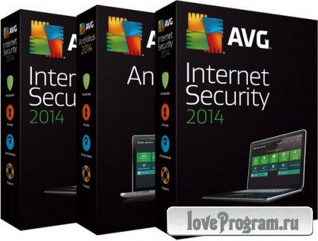 AVG AntiVirus | Internet Security | Premium Security 2014 14.0.4716 Final