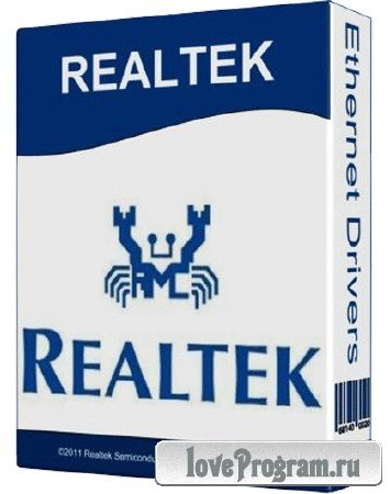 Realtek Ethernet Drivers 8.034 W8/8.1 + 7.088 W7 + 106.4 Vista + 5.826 XP