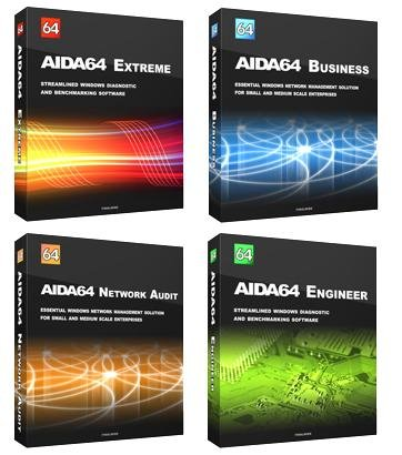 AIDA64 Extreme | Engineer | Business Edition | Network Audit 4.60.3100 Final RePack (&Portable) by D!akov