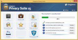 Steganos Privacy Suite 15.2.4 (Revision 10969)