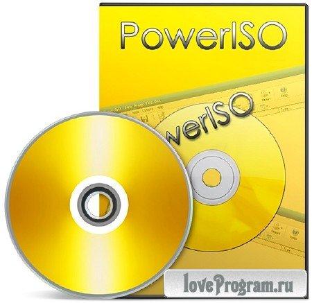 PowerISO 6.0 DC 27.08.2014