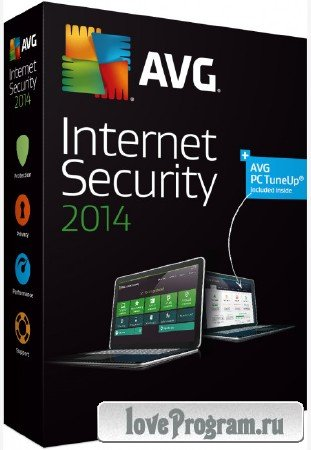 AVG Internet Security 2014 14.0.4765