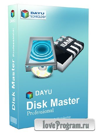 DAYU Disk Master Professional 2.2.6 build 20140828 Final