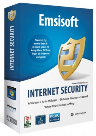 Emsisoft Internet Security 9.0.0.4453 Final Rus