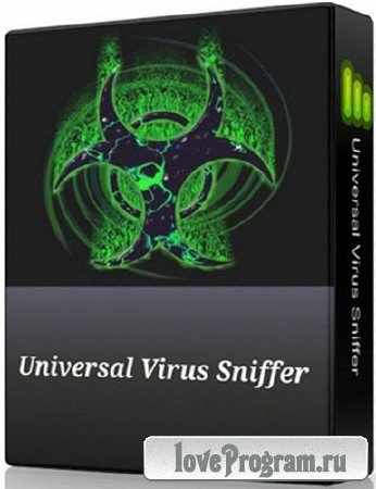 Universal Virus Sniffer (uVS) 3.83 Full Pack Rus Portable