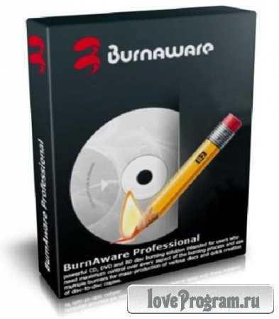 BurnAware Pro 7.4 Final RePack (& Portable) by KpoJIuK