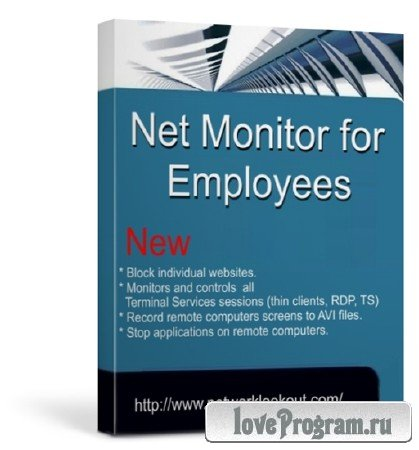 Network LookOut Administrator Professional 3.8.20 Final