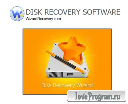 WizardRecovery Disk Recovery Wizard 4.1.0 Final