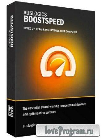 Auslogics BoostSpeed Premium 7.3.0.0 + Rus