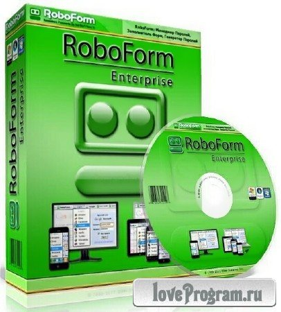 RoboForm Enterprise 7.9.10.1 Final