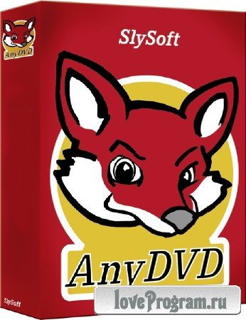 AnyDVD & AnyDVD HD 7.5.2.0 Final