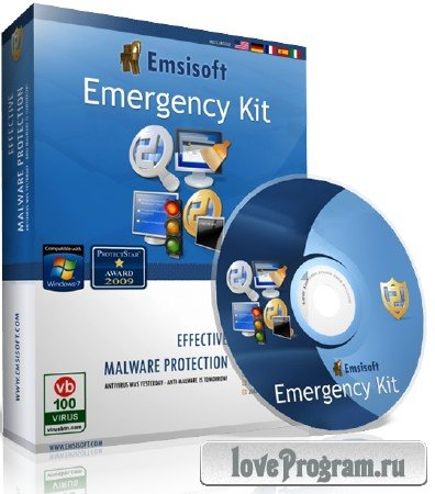 Emsisoft Emergency Kit 9.0.0.4412 Portable