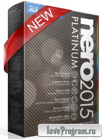 Nero 2015 Platinum 16.0.03000 Final RePack