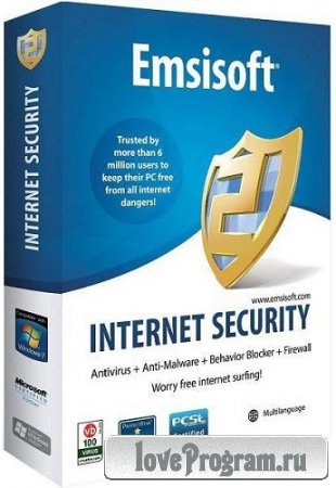 Emsisoft Internet Security 9.0.0.4570 Final