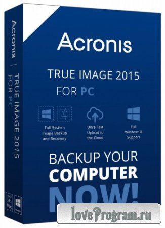 Acronis True Image 18.0 Build 6055 Rus RePack by KpoJIuK
