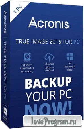 Acronis True Image 18.0 Build 6055 RePack by KpoJIuK