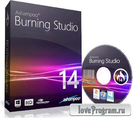 Ashampoo Burning Studio 14 14.0.9.8 Final