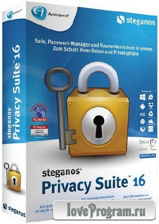 Steganos Privacy Suite 16.1.0 Revision 11148 Final