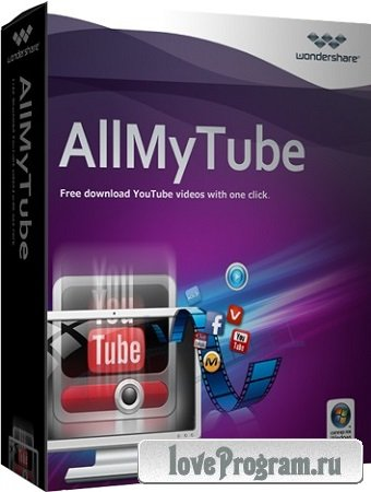 Wondershare AllMyTube 4.2.2.0 + Rus