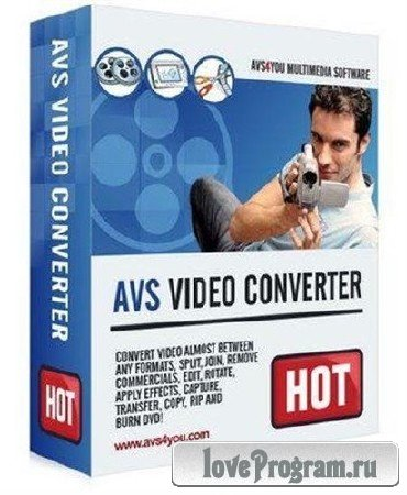 AVS Video Converter 9.0.1.566 Portable by bumburbia