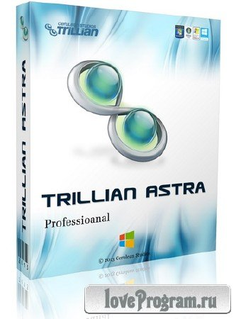 Trillian Astra 5 Pro 5.5 Build 17 Final