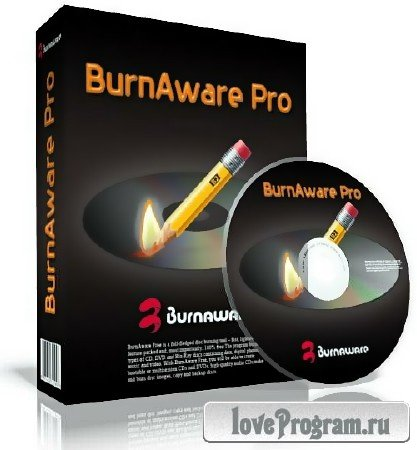 BurnAware Professional 7.6 Final