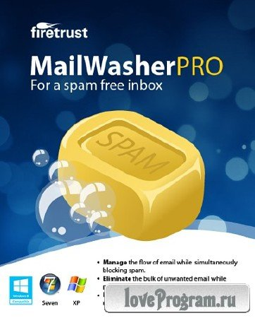 Firetrust MailWasher Pro 7.4.0 Final