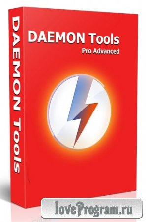 DAEMON Tools Pro Advanced 6.0.0.0444 Rus