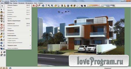 Google SketchUp Pro 2015 15.1.105 86×64 — Проектирование и Моделирование