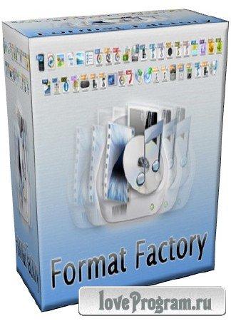 FormatFactory 3.5.0.0 (RePack/Portable)