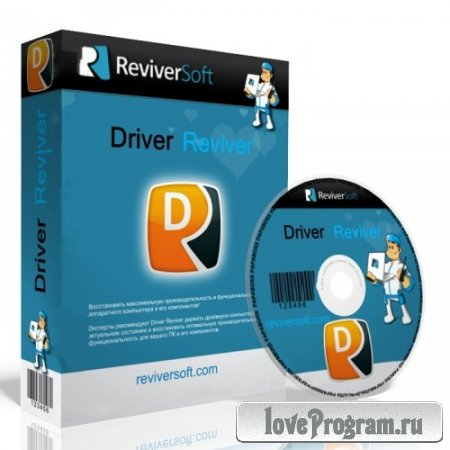 ReviverSoft Driver Reviver 5.0.0.76 RePack (& Portable) by D!akov