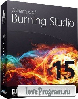 Ashampoo Burning Studio 15 15.0.0.36 Final (2014) ��