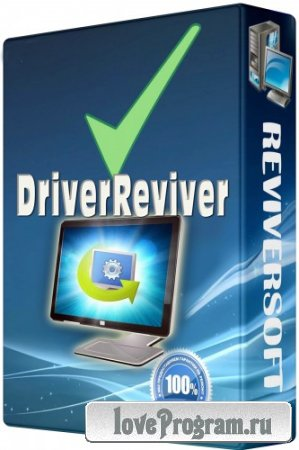 ReviverSoft Driver Reviver 5.0.0.82 Rus