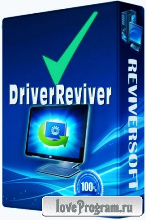 ReviverSoft Driver Reviver 5.0.0.82 RePack by D!akov