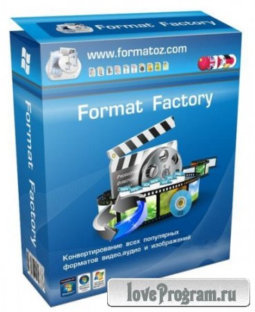 Format Factory 3.5.1 RePack (& Portable) by KpoJIuK