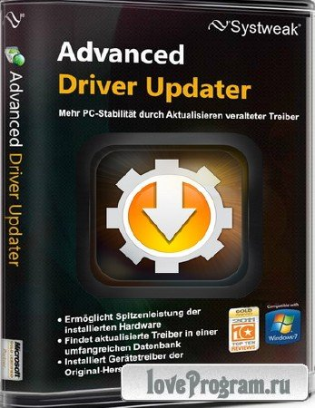 SysTweak Advanced Driver Updater 2.1.1086.16469 RePack