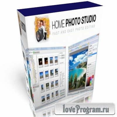 AMS Software Home Photo Studio Gold 7.00 ML/Rus
