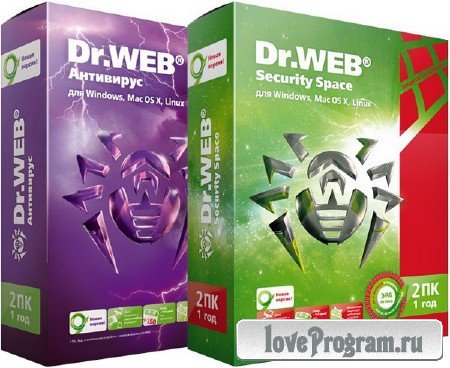 Dr.Web Security Space & Anti-Virus 10.0.0.12011 Final