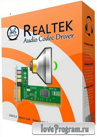 Realtek High Definition Audio Drivers 6.01.7388 Vista/7/8/8.1 + 5.10.7116 XP