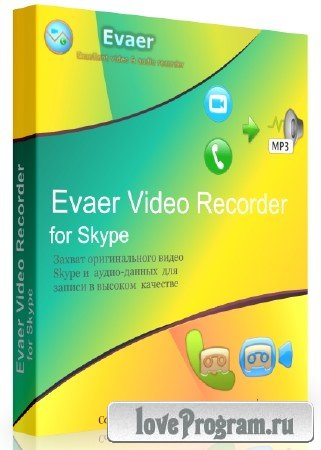 Evaer Video Recorder for Skype 1.6.2.52 + Rus