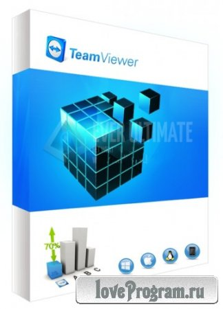 TeamViewer 10.0.36244 Free | Corporate | Premium RePack (& Portable) by D!akov